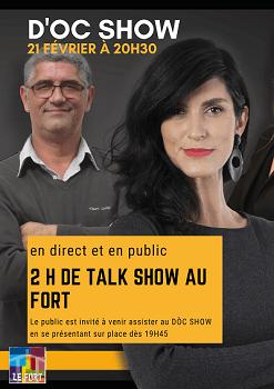 Le Fort accueil D'OC Show à Montauban