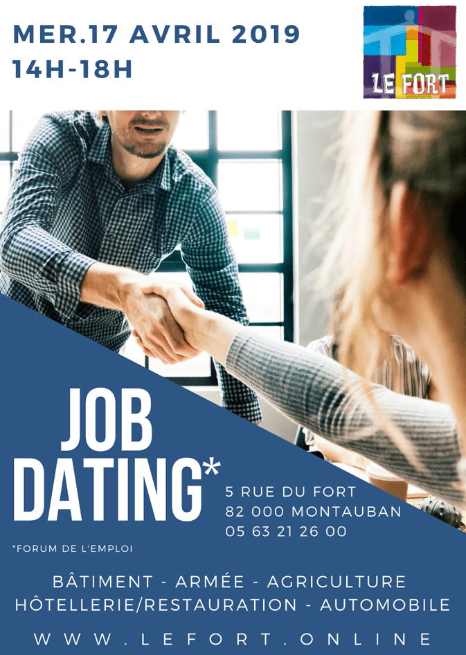 Job Dating LE FORT - Montauban