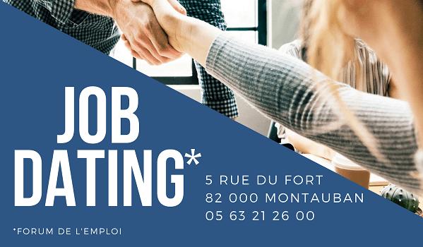 Job Dating Le Fort Montauban