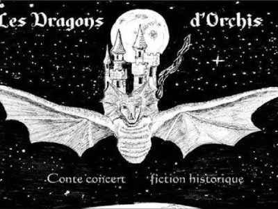 Les Dragons d'Orchis - contes concerts - Accueil du Fort - Habitat Jeunes - Montauban