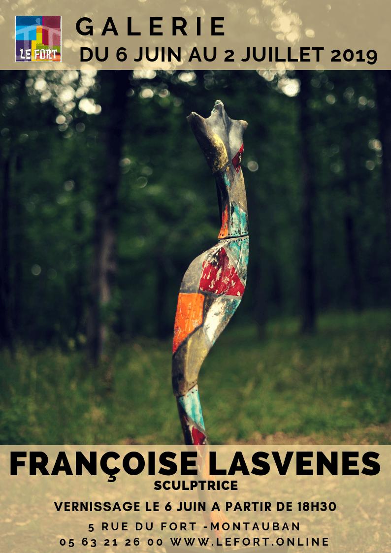 Françoise LASVENES - Accueil du Fort - galerie - Montauban - Habitat Jeunes