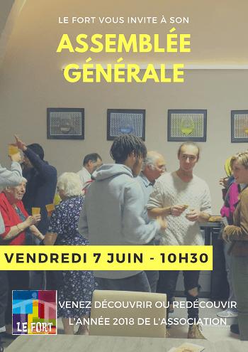 assemblée générale 2019 - Accueil du FOrt - Habitat jeunes Montauban