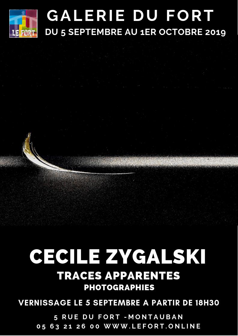 Cécile ZYGALSKY Galerie du Fort Montauban