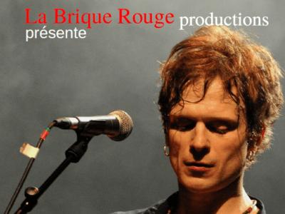 BOSSONE Jérémie concert Montauban Le Fort LaBrique Rouge Production