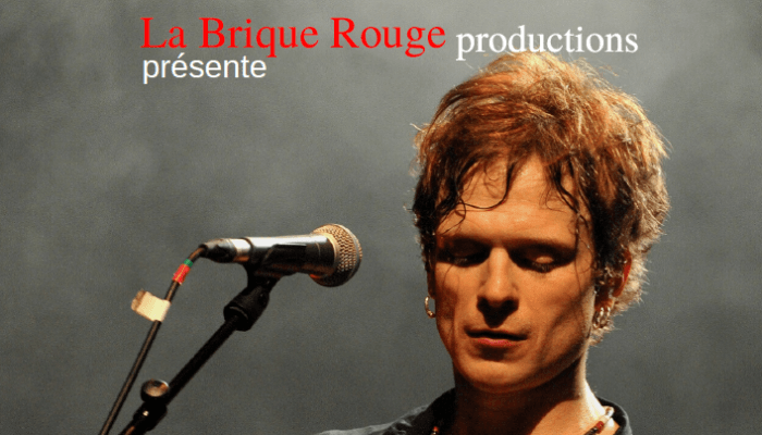 BOSSONE Jérémie concert Montauban Le Fort LaBrique Rouge Production