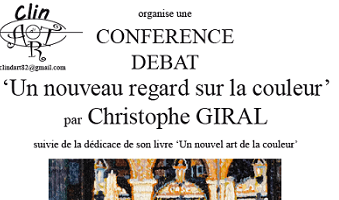 Clind'Art conférence Le Fort Montauban un nouveau regard sur la couleur