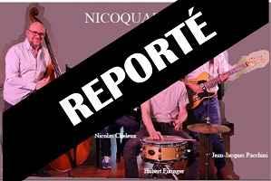 NICOQUARTET conert de soutien Le FOrt PAS SANS TOIT montauban concert spectacle
