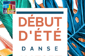 Danse au Fort Début d'été montauban habitat jeunes intergénération