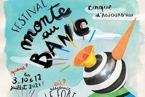 Festival montauban Monte au banc - le Fort - habitat jeunes- cirque